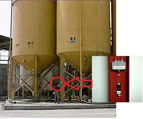 Cảm biến cân năng silo