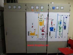 Hệ thống điều khiển thức ăn gia súc 20t